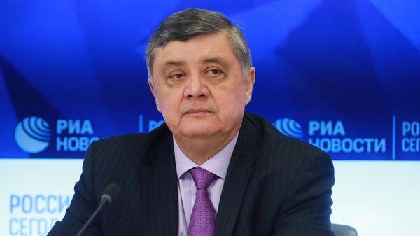 Специальный представитель Президента РФ по Афганистану, директор второго департамента Азии МИД России Замир Кабулов