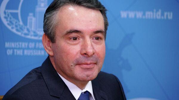 Директор Третьего Европейского департамента МИД РФ Олег Тяпкин