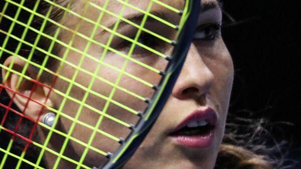 Российская теннисистка Виталия Дьяченко