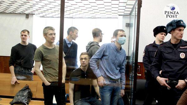 Судебное заседание по делу организации Сеть (признана террористической и запрещенна в РФ)