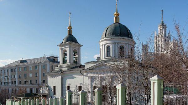 Храм святителя Николая Мирликийского в Котельниках