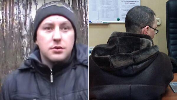 Алексей Фалькин и Евгений Кряжев