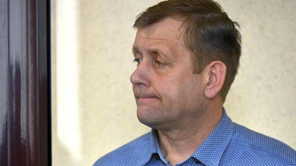 Владелец сафари-парка Тайган Олег Зубков в суде
