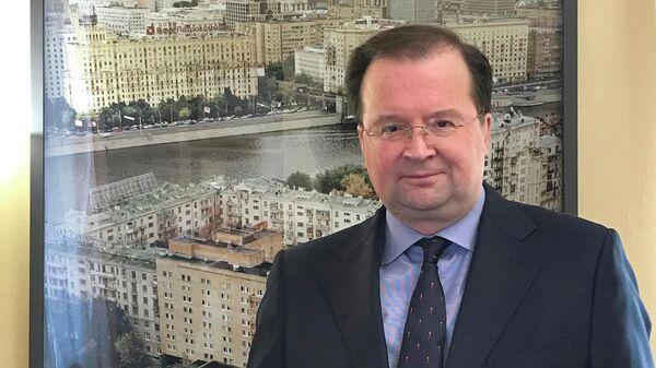 Директор Первого Европейского департамента МИД РФ Алексей Парамонов