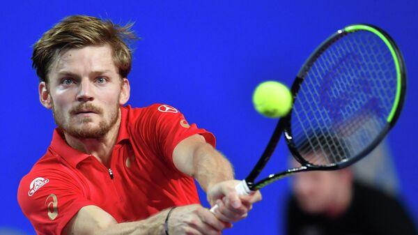 Гоффен вышел во второй круг турнира в Роттердаме