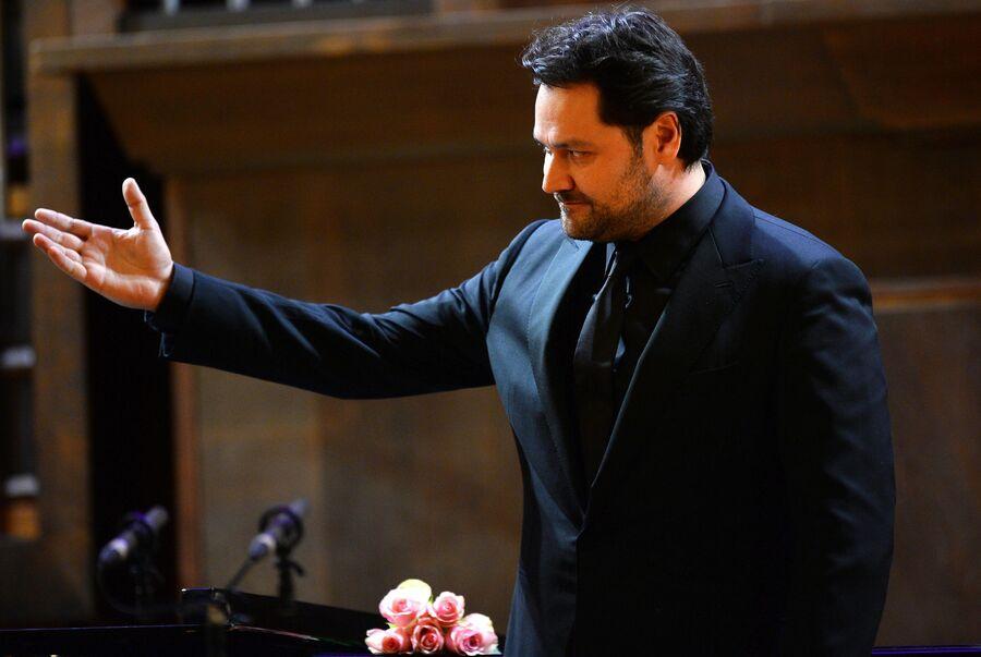 Оперный певец Ильдар Абдразаков выступает на концерте памяти Елены Образцовой Елене Образцовой посвящается…