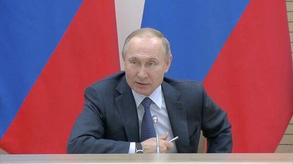 Путин: ядерное оружие может стать бессмысленным, но у России есть гиперзвуковое оружие