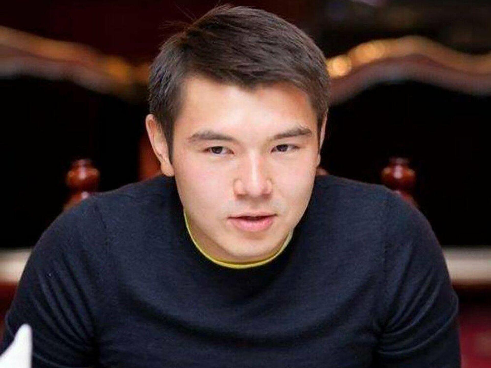 В Лондоне умер 30-летний внук Назарбаева - РИА Новости, 16.08.2020