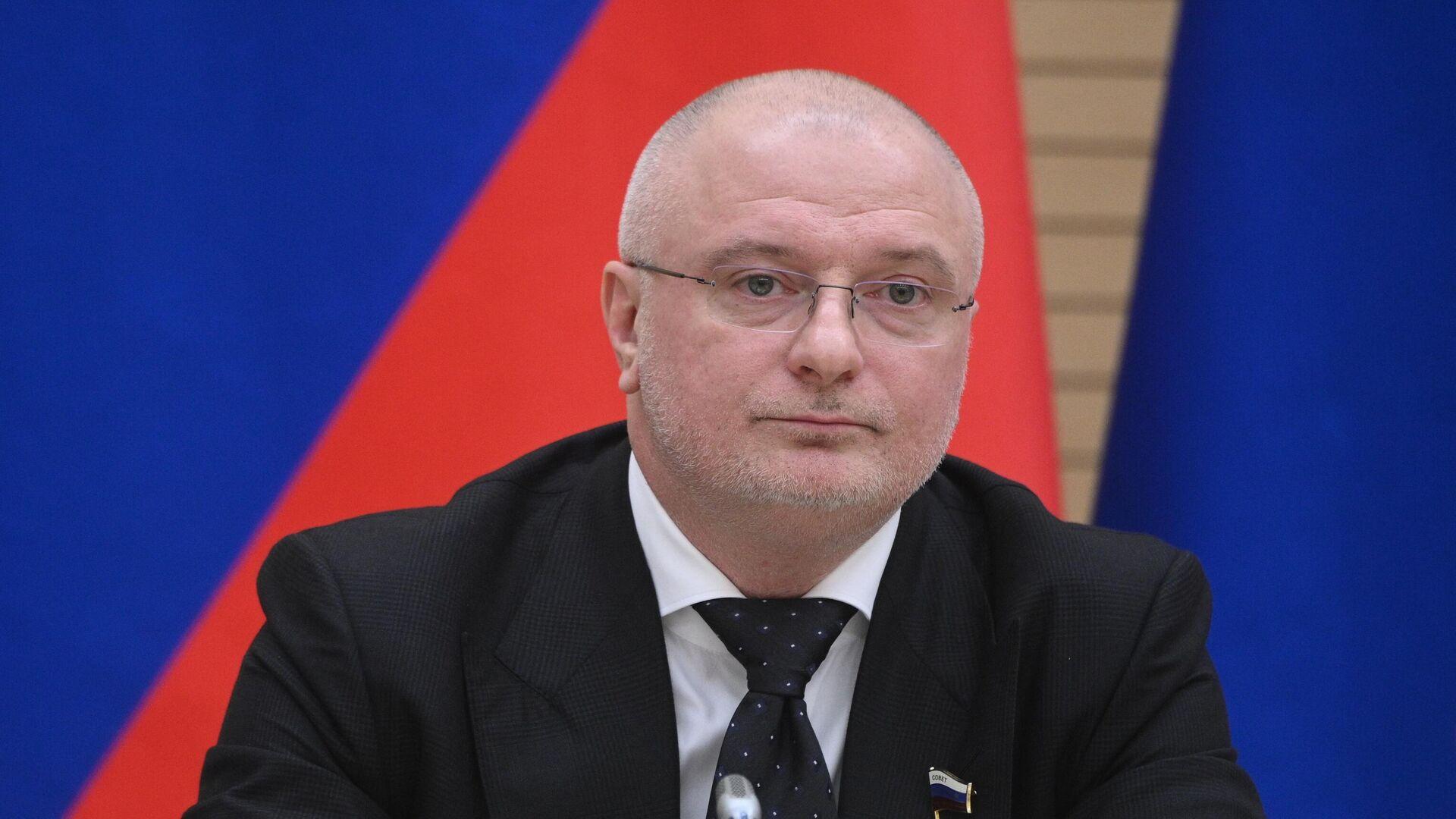 Андрей Клишас - РИА Новости, 1920, 02.03.2021