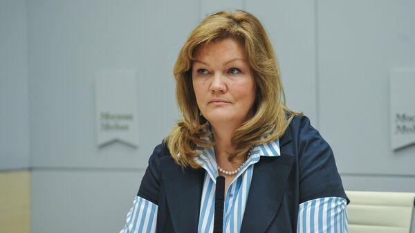Уполномоченный по правам ребенка в Москве Ольга Ярославская
