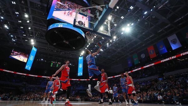 Матч звезд баскетбольной Единой лиги ВТБ