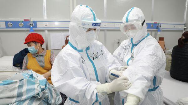 передача коронавируса