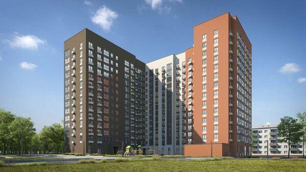 Проект дома по программе реновации в Нижегородском районе Москвы