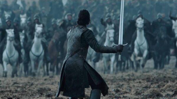 Кадр из девятого эпизода шестого сезона фэнтезийного сериала канала HBO Игра престолов