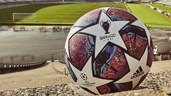 Официальный мяч финала Лиги чемпионов сезона-2019/20