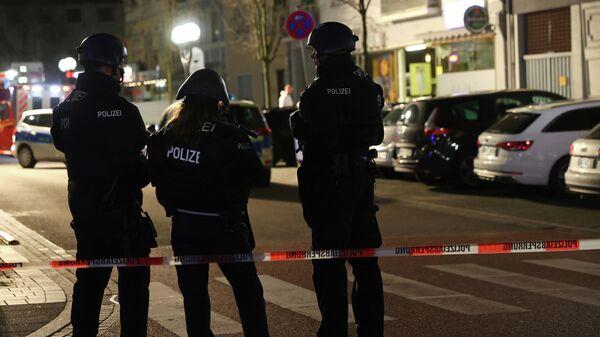 Стрельба в германском городе Ханау: убиты девять человек, подозреваемый найден мертвым