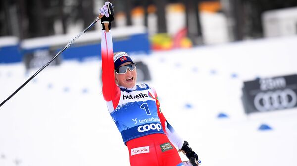 Тереза Йохёуг (Норвегия)