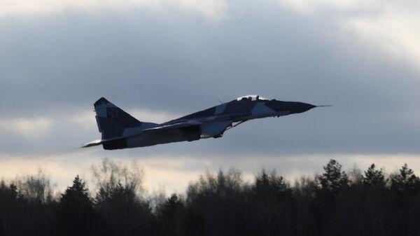 Многофункциональный фронтовой истребитель МиГ-35
