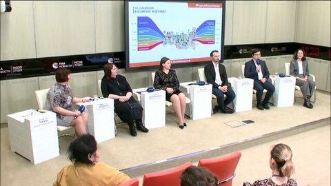 Пресс конференция, посвященная Международному дню родного языка