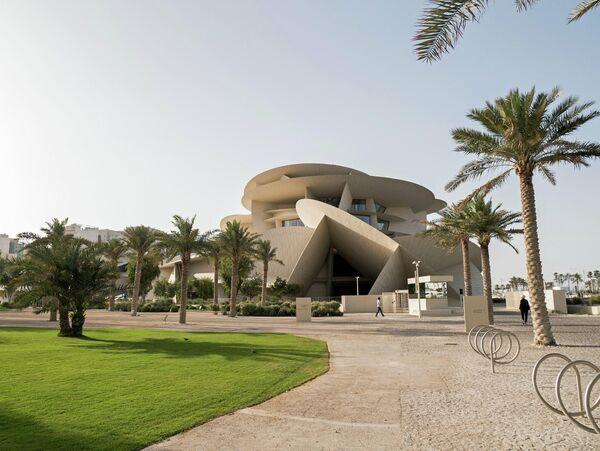Национальный музей Катара в Дохе