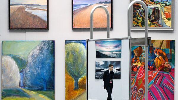 Ярмарка современного искусства Art Russia