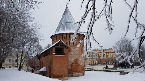 Музей военной истории Башня Громовая в Смоленске