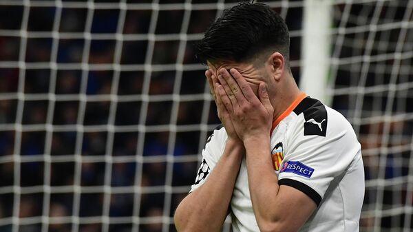 Футболист Валенсии