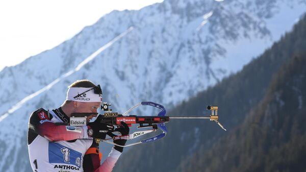 Йоханнес Бё победил в масс-старте на чемпионате мира, Поршнев 26-й