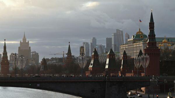 """В Кремле не обсуждают вопрос """"закрытия"""" Москвы из-за коронавируса"""
