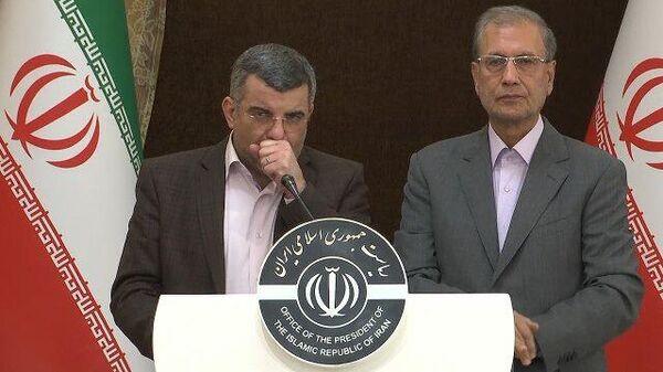 Брифинг без маски: замминистра здравоохранения Ирана заразился коронавирусом