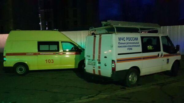 Поисково-спасательные работы в Сочи