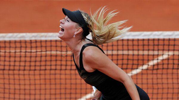 Теннис. Ролан Гаррос - 2012. Женщины. Финал