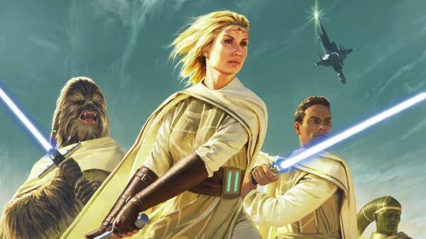 Скриншот видео tar Wars: The High Republic