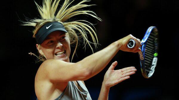 Теннисистка Мария Шарапова