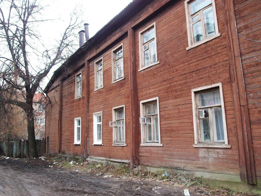 Дом Еропкиных