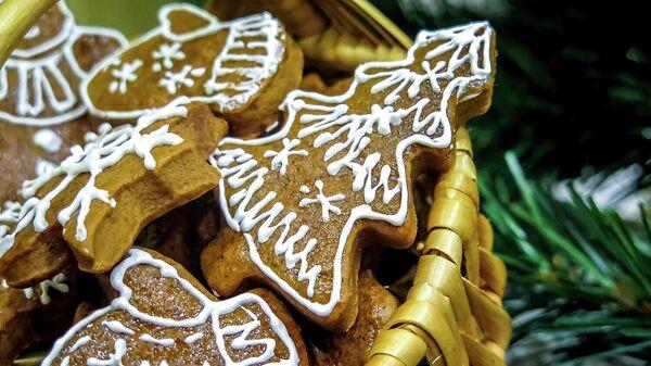Козули – расписные пряники, передают настроение мастеров и служат в течение года оберегом