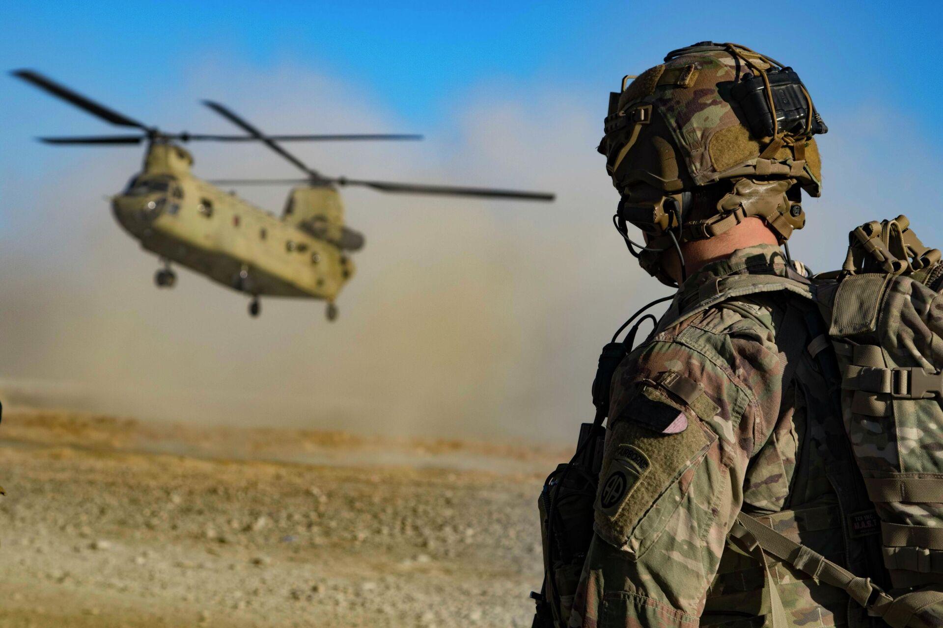 Американские военные на юго-востоке Афганистана - ПРОФИ Новости, 1920, 18.09.2020