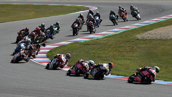 Шоссейно-кольцевые мотогонки в классе MotoGP