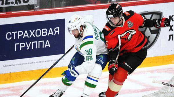 Хоккей. КХЛ. Матч Авангард – Салават Юлаев