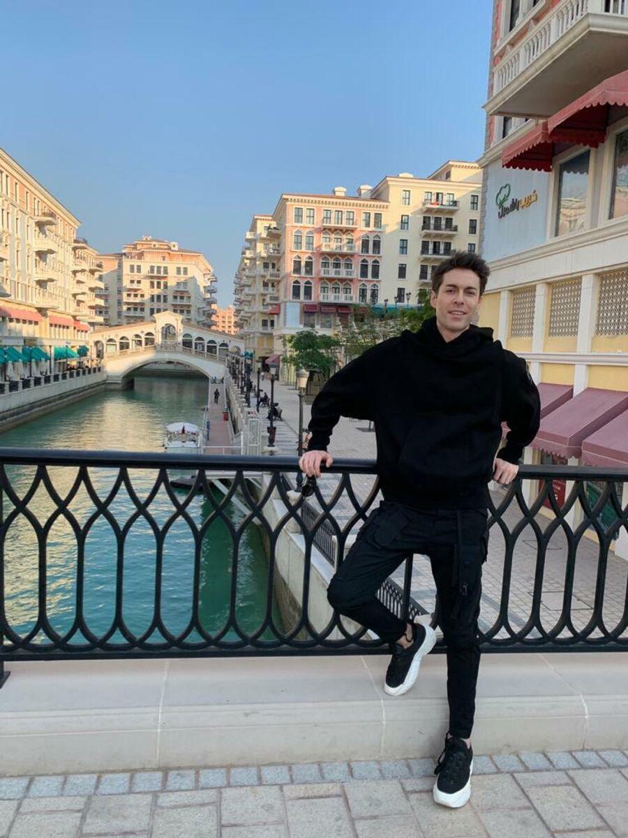 Марк Тишман в городе Доха