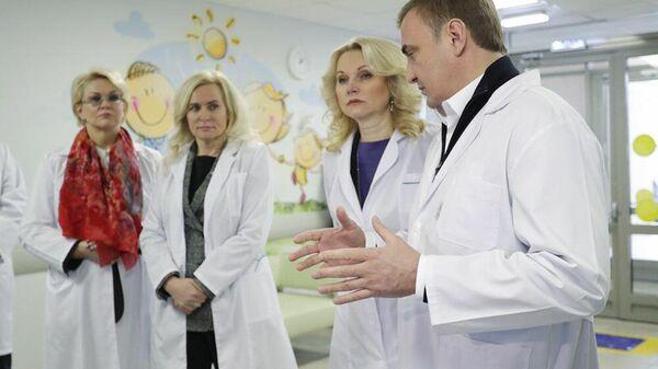 Модернизация первичного медицинского звена в Тульской области