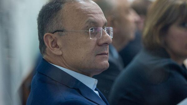 Бывший министр обороны Армении Сейран Оганян