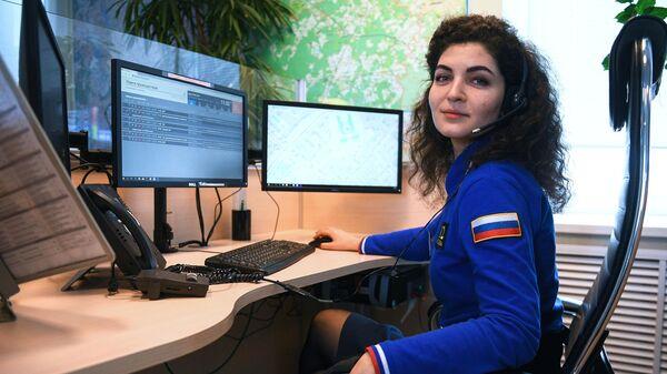 Специалист по приему и обработке экстренных вызовов по единому номеру 112 в колл-центре ГКУ Система 112 в Москве