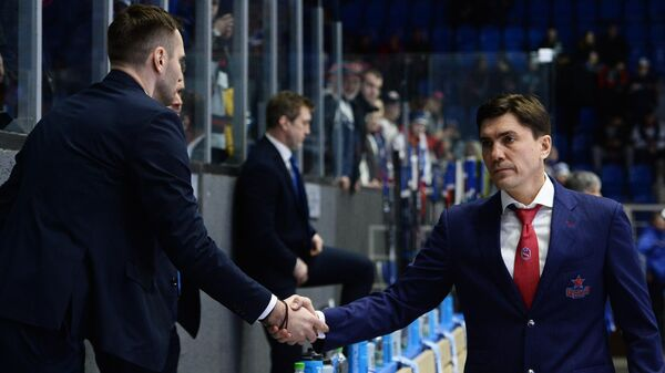 Игорь Никитин (справа)