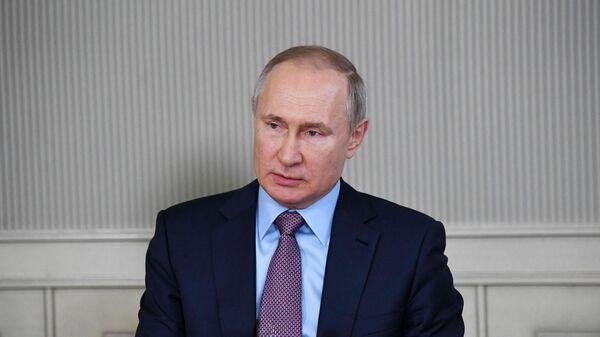 Владимир Путин справедливо оценил специфические предложения парламента