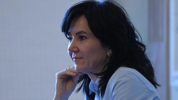 Секретарь Общественной палаты РФ Лидия Михеева