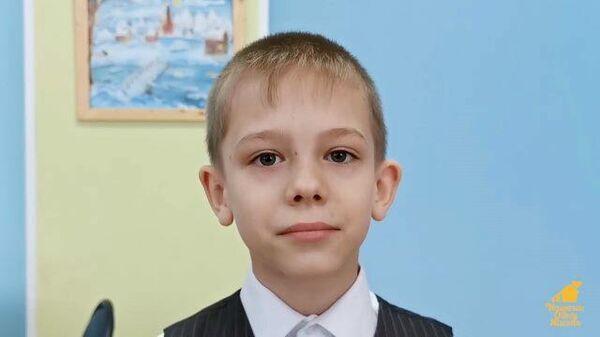 Илья А., август 2010, Кемеровская область