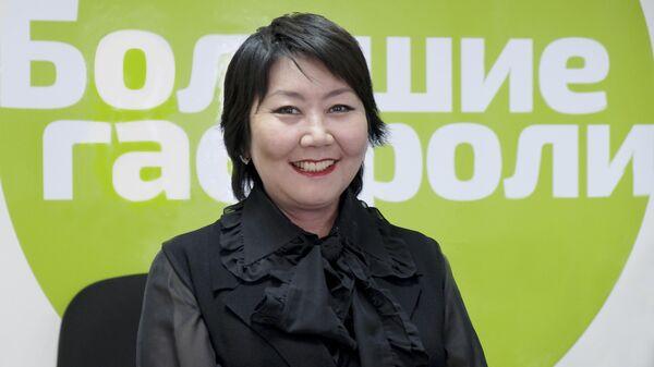 Елена Булукова, директор Федерального центра поддержки гастрольной деятельности