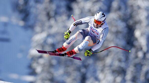 Норвежский горнолыжник Александр Кильде