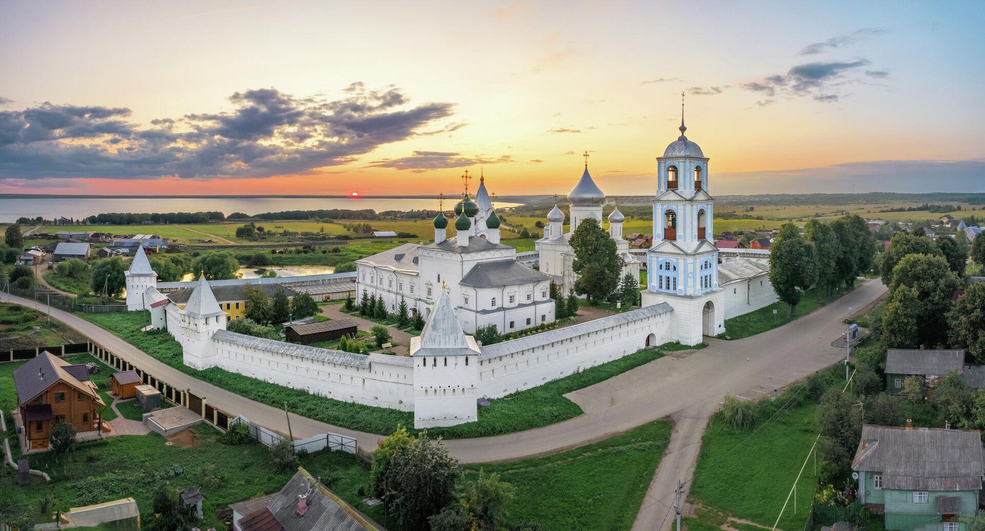 Никитский монастырь в Переславле-Залесском - РИА Новости, 1920, 22.03.2021